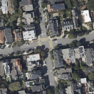 Zodiac Killer - Presidio Heights attack (Bing Maps)