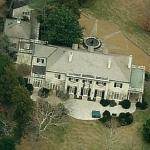 James C. Bradford's House (Birds Eye)