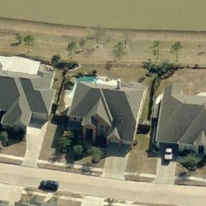 J. J. Watt's House (former) (Bing Maps)