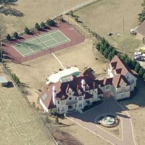 Julio Jones' House (Bing Maps)