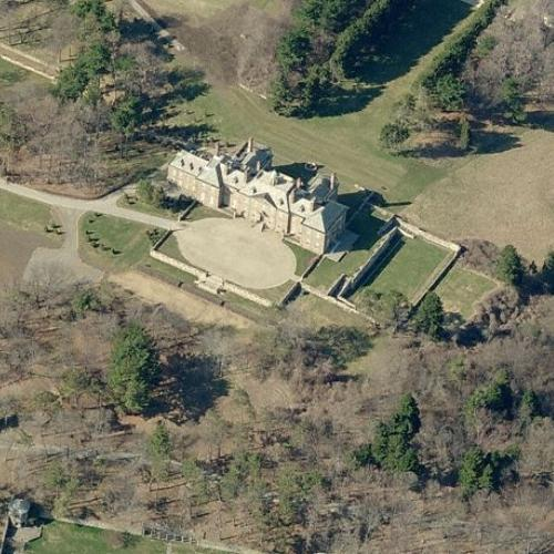 Castle Hill (Richard T. Crane Jr. Estate) (Birds Eye)