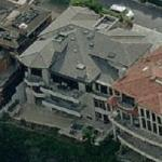Chris Thompson's House (Birds Eye)