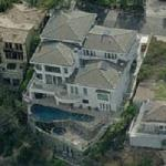 George A. Lopez's House (Birds Eye)