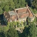George Clooney & Amal Alamuddin's House (Birds Eye)