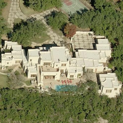 The Dominion San Antonio >> George Strait's House in San Antonio, TX - Virtual ...