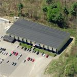 Kennebec Ice Arena (2011 roof collapse) (Birds Eye)