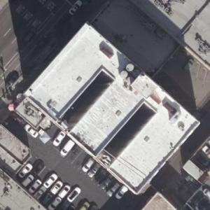 Cecil Hotel (Bing Maps)