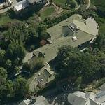 Bryan Singer's House (leased by Angelina Jolie) (Birds Eye)
