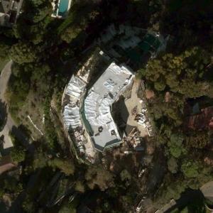 Mohamed Hadid's house (Bing Maps)
