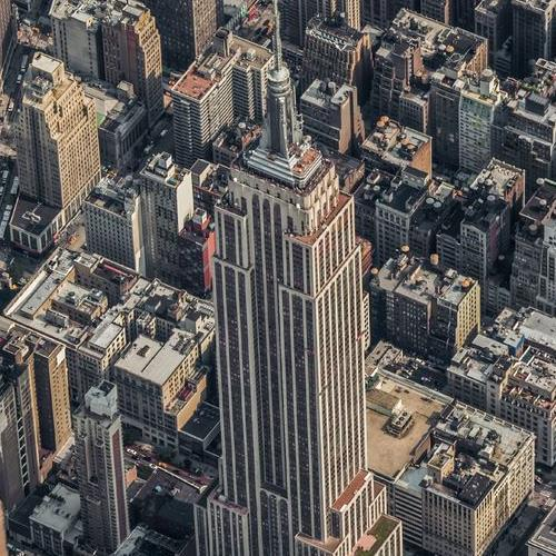 Empire State Building (Birds Eye)
