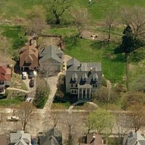 H. Fisk Johnson's House (Bing Maps)