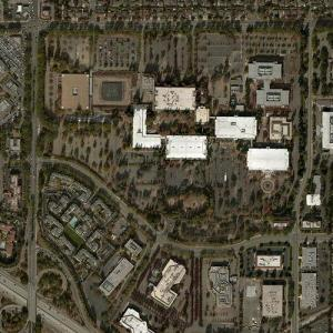 "Apple's ""Campus 2"" (Bing Maps)"