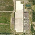 Target Import Warehouse (Birds Eye)