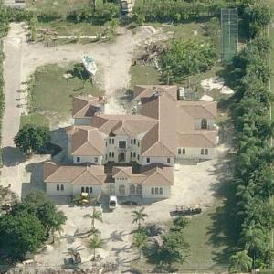 Jorge Ramos' House (Birds Eye)