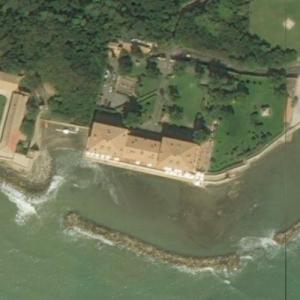 J. Paul Getty's House (former) (Bing Maps)