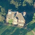 George Bernard Shaw's house (Birds Eye)