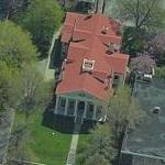 Wilcox Mansion (Theodore Roosevelt Inaugural National Historic Site) (Birds Eye)