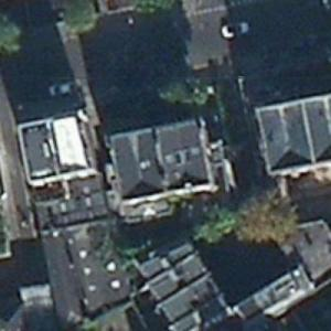 Damon Albarn's House (Bing Maps)