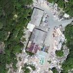 Industrial Plastics Recycle fire location (18 Dec 2013) (Bing Maps)