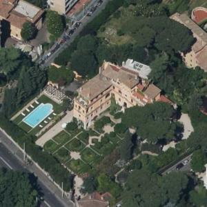 Francesco Gaetano Caltagirone's House (Bing Maps)