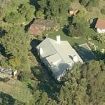 Finola Hughes' House (Birds Eye)