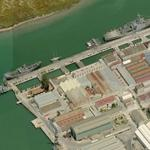 Naval shipyard Arsenal de la Carraca (Birds Eye)