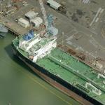 'Alaskan Frontier' crude oil tanker