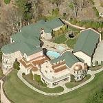 Lester E. Crowell Jr.'s House (Birds Eye)