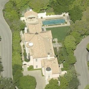 Erika and Robert M. Brunson's house (Bing Maps)
