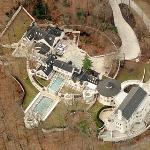 Diana Pistorio's House (Birds Eye)