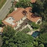 George Lopez's House (Birds Eye)