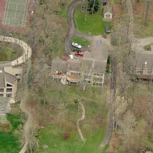 Ryan Kesler's House (Birds Eye)