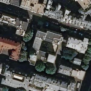 Musée Curie (Bing Maps)
