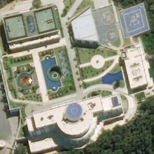 Amilcare Dallevo Jr.'s house (Bing Maps)