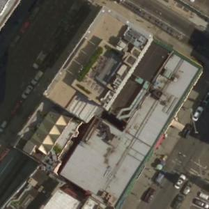 Rihanna's penthouse (Bing Maps)
