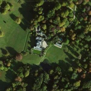 Anthony Bamford's House (Bing Maps)