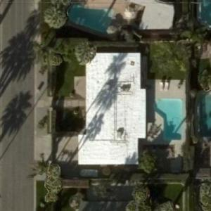 Jerry Lewis' House (former) (Bing Maps)