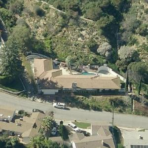 Kim Richards house in Los Angeles, California