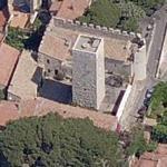 Cannes castle (Bing Maps)