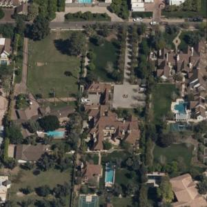 Brent Richardson's House (Bing Maps)