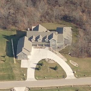 Bo Ryan's House (Bing Maps)
