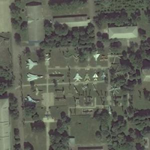 Ukrainian Air Force Museum in Vinnytsya (Bing Maps)