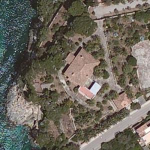 Rafael Nadal's House (Bing Maps)