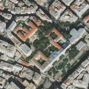 University of Algiers (Bing Maps)