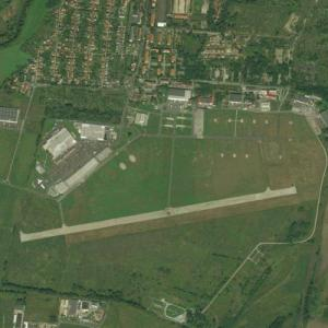 Legnica Airport (EPLE) (Bing Maps)