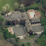 Leonardo DiCaprio's House in 'Wolf of Wall Street' (Birds Eye)