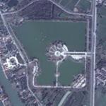 Queen Suriyothai memorial (Bing Maps)