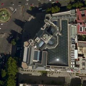Cybele Palace (Bing Maps)