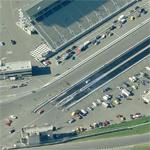 Sonoma Raceway drag strip (Birds Eye)