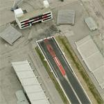 Gateway Motorsports Park drag strip (Birds Eye)